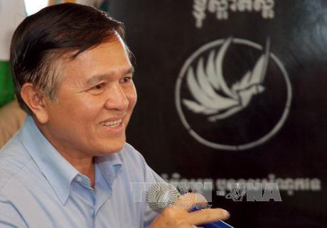 Chu tich dang doi lap Campuchia phai ra toa ngay 9/9 - Anh 1