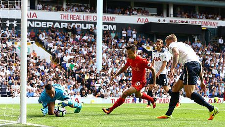 Liverpool - Tottenham (1-1): Ga trong cam chan Quy do - Anh 1