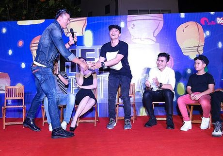 """Hieu Nguyen lan dau tiet lo canh nong trong """"Gang tay do"""" - Anh 3"""