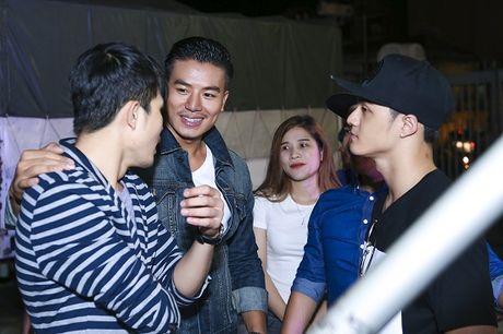 """Hieu Nguyen lan dau tiet lo canh nong trong """"Gang tay do"""" - Anh 4"""
