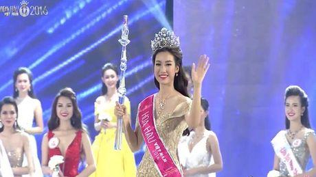 Do My Linh dang quang Hoa hau Viet Nam 2016 - Anh 1