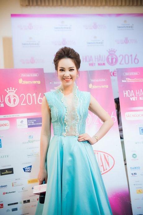 Do My Linh dang quang Hoa hau Viet Nam 2016 - Anh 23