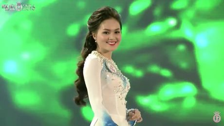 Do My Linh dang quang Hoa hau Viet Nam 2016 - Anh 3