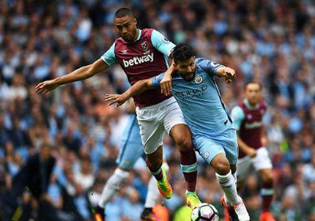 Chi tiet Man City - West Ham: Sterling hoan tat cu dup (KT) - Anh 3