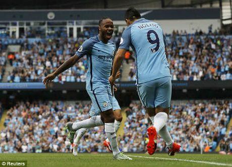 Chi tiet Man City - West Ham: Sterling hoan tat cu dup (KT) - Anh 4