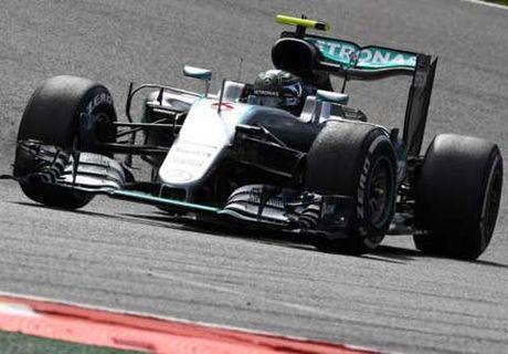 F1, Belgian GP: Day ray tai nan, su co - Anh 1