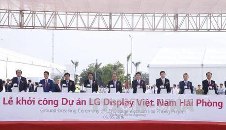 Hai Phong dan dau thu hut von FDI trong 8 thang - Anh 1