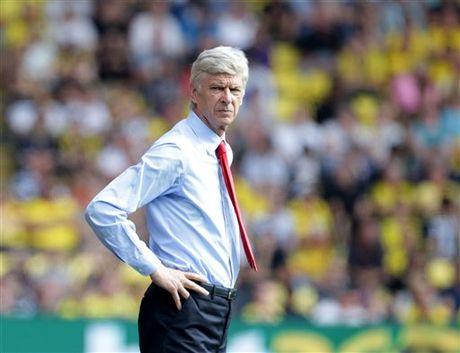 BAN TIN The thao: Arsenal kich no 2 'bom tan' - Anh 1