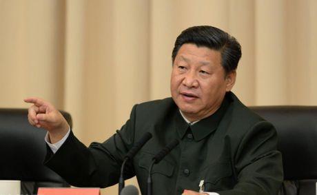 """Trung Quoc nhu """"ho lon"""" roi hang bang luan chuyen can bo de chat dut vay canh - Anh 1"""