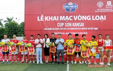 Em trai Phi Son toa sang ruc ro o Kansai Paint Cup 2016 - Anh 1