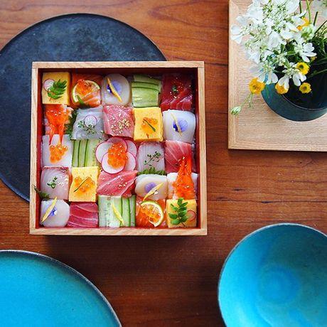 Ngo ngang voi nhung kiet tac 'moisac sushi' sieu hot tren Instargram - Anh 2