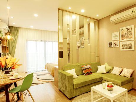 Can ho 37 m2 ly tuong cua do thi o Ha Noi - Anh 1