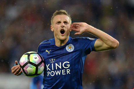 Leicester - Swansea City: Nguoi hung Jamie Vardy len tieng - Anh 4