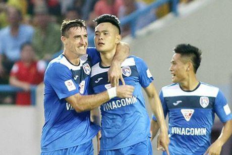 Highlights Than Quang Ninh 3-1 Hoang Anh Gia Lai - Anh 1