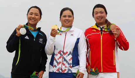 Inbee Park vo dich Olympic: Golf nu chau A tiep tuc thong tri - Anh 2