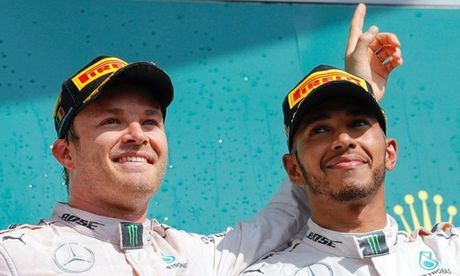Grand Prix Bi: Nico Rosberg xuat sac ve nhat, Kevin Magnussen thoat nan than ky - Anh 1