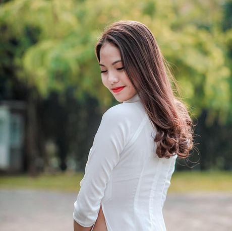 Ngam nhan sac vo sap cuoi kem Chi Anh 20 tuoi - Anh 5