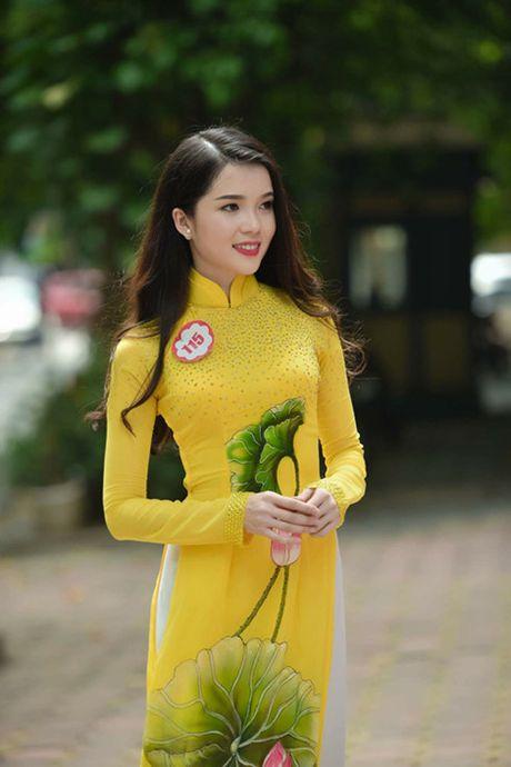 Hanh trinh den dem chung ket Hoa hau VN cua Huynh Thuy Vi - Anh 3