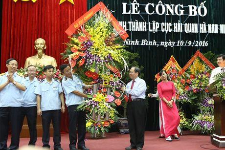 Thanh lap Cuc Hai quan Ha Nam Ninh - Anh 1