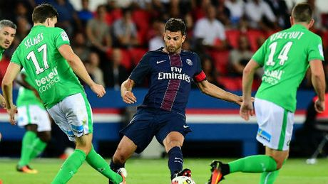 PSG - St Etienne: Om han phut bu gio - Anh 1