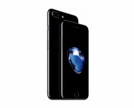 iPhone 7 va 7 Plus phien ban Jet Black chay hang ngay sau khi mo ban - Anh 2