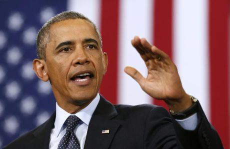 Obama ra tuyen bo manh me nham vao Trieu Tien - Anh 1
