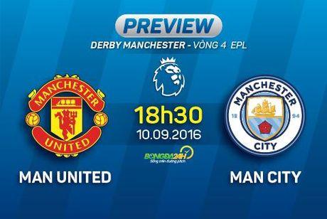 M.U vs Man City (18h30 ngay 10/9): Derby cua nhung nguoi khong ua mao hiem - Anh 1