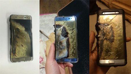 Viet Nam cam sac va gui Samsung Galaxy Note 7 tren may bay; Toi pham robot se nhieu hon con nguoi trong tuong lai - Anh 1