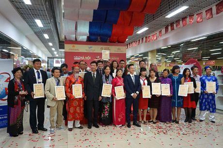 Khai mac Hoi cho 'Tuan le hang Ha Noi tai Moscow - 2016' - Anh 1