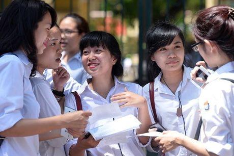 THPT Quoc gia 2017: HS nhao nhac tim tai lieu on Giao duc cong dan - Anh 1