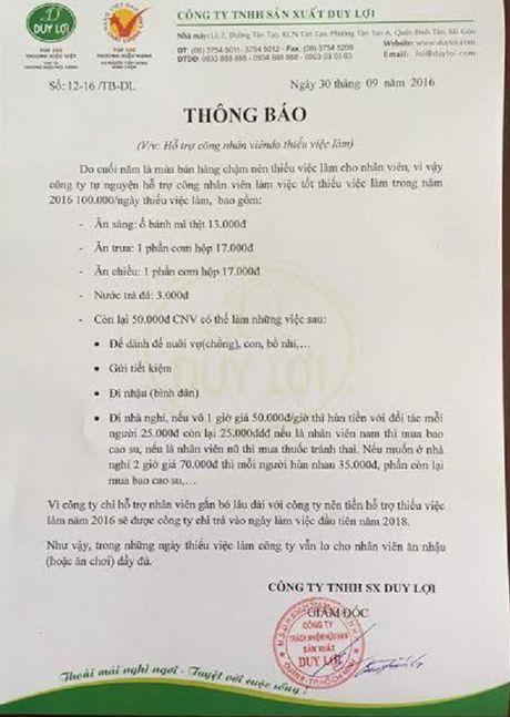 Ong chu Duy Loi giai thich ly do 'chi tien cho nhan vien di nha nghi' - Anh 1