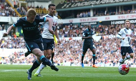 20h15 ngay 02/10, Tottenham vs Man City: Ngoi dau cho ai? - Anh 1