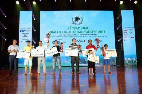 Golfer nhi bat ngo gianh chuc vo dich bang B tai FLC Golf Championship 2016 - Anh 3
