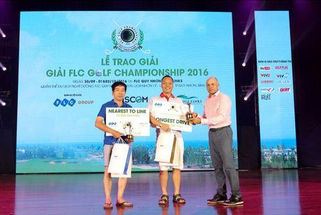 Golfer nhi bat ngo gianh chuc vo dich bang B tai FLC Golf Championship 2016 - Anh 5