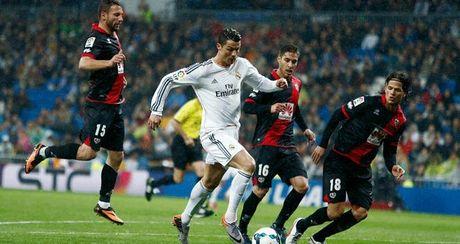 21h15 ngay 02/10, Real Madrid vs Eibar: Tro lai duoc khong? - Anh 2
