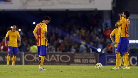 01h45 ngay 03/10, Celta Vigo vs Barcelona: Vuot qua am anh - Anh 1