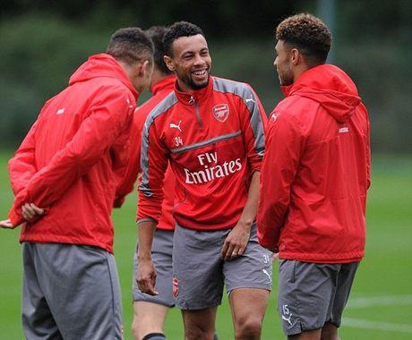 Dan sao Arsenal hang say tap luyen, huong den chien thang thu 5 lien tiep - Anh 5