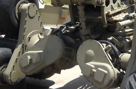 'Cuoi vo bung' luu phao M2A2 cua Quan doi My - Anh 4