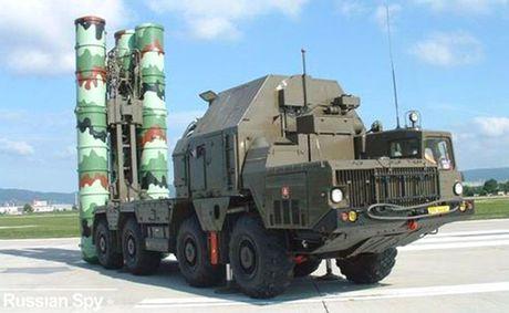 Ten lua phong khong do Iran che tao hon S-300 Nga? - Anh 1