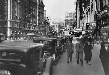 Anh hiem thanh pho New York hoi nhung nam 1930 - Anh 10