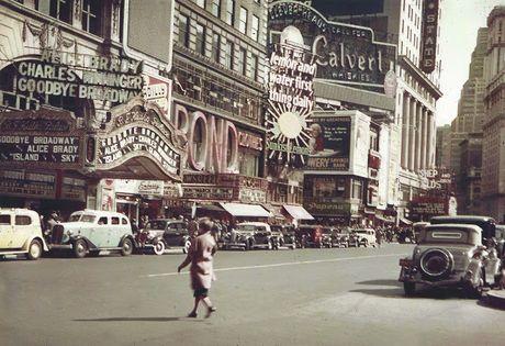 Anh hiem thanh pho New York hoi nhung nam 1930 - Anh 8