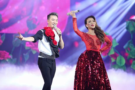 Dam Vinh Hung bien hoa nhu 'tac ke hoa' trong liveshow 12 ti - Anh 6