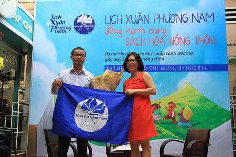Chung tay cung 'Lich khuyen doc' ve voi 'Sach hoa nong thon' - Anh 1