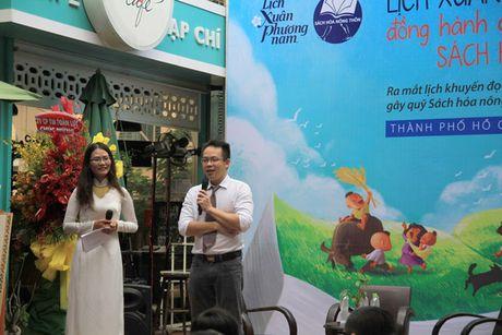 Chung tay cung 'Lich khuyen doc' ve voi 'Sach hoa nong thon' - Anh 3