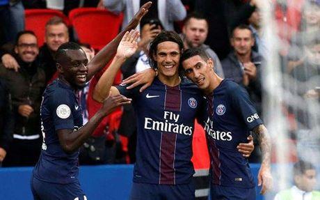 AS Monaco thang huy diet, Cavani lai nang buoc PSG - Anh 2