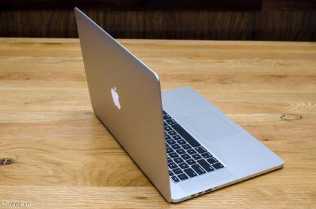 Bien may Mac cu thanh moi: phan mem, nang SSD, thay vo + pin, nang RAM - Anh 2