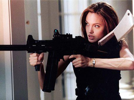 Ruong bo Brad Pitt, Angelina Jolie lao dau vao dong phim? - Anh 1