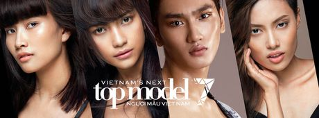 Kim Nha chac suat tro lai chung ket Vietnam's Next Top Model 2016? - Anh 4