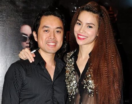 Duong Khac Linh mo uoc cham tay den giai Grammy - Anh 2