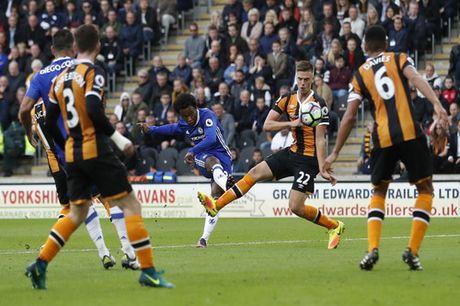 Costa lap sieu pham, Chelsea tro lai duong dua - Anh 4